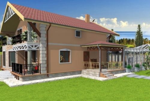 Case Parter + Mansardă